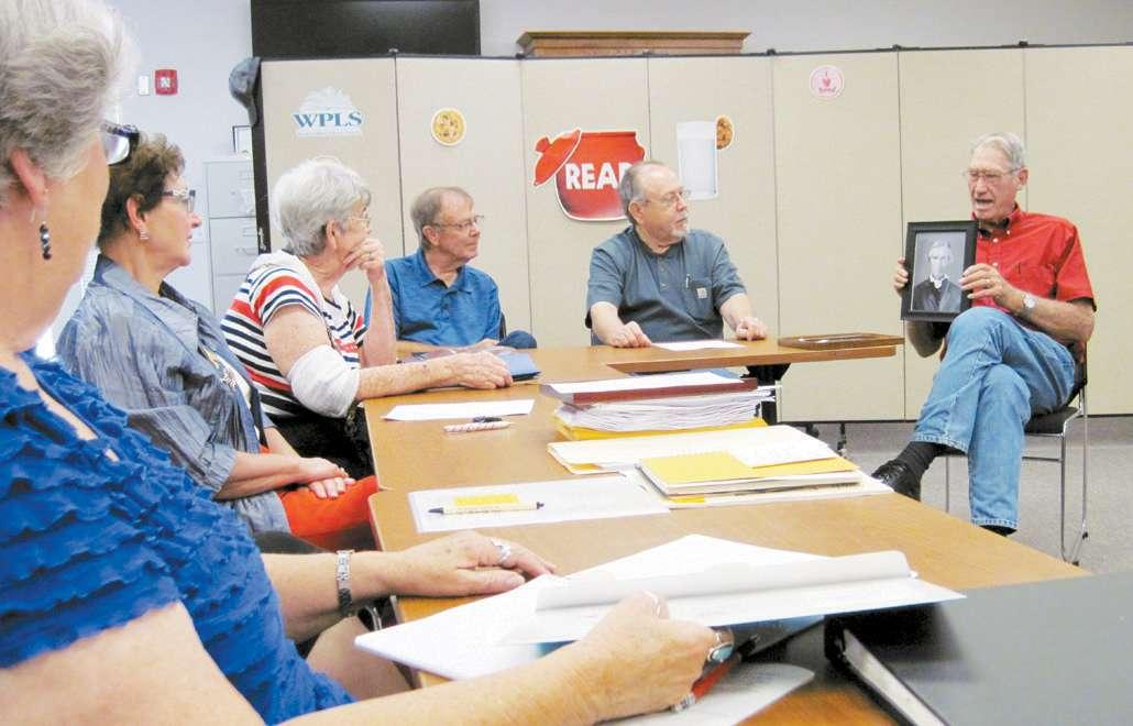 Memories Shared at Genealogy Meeting