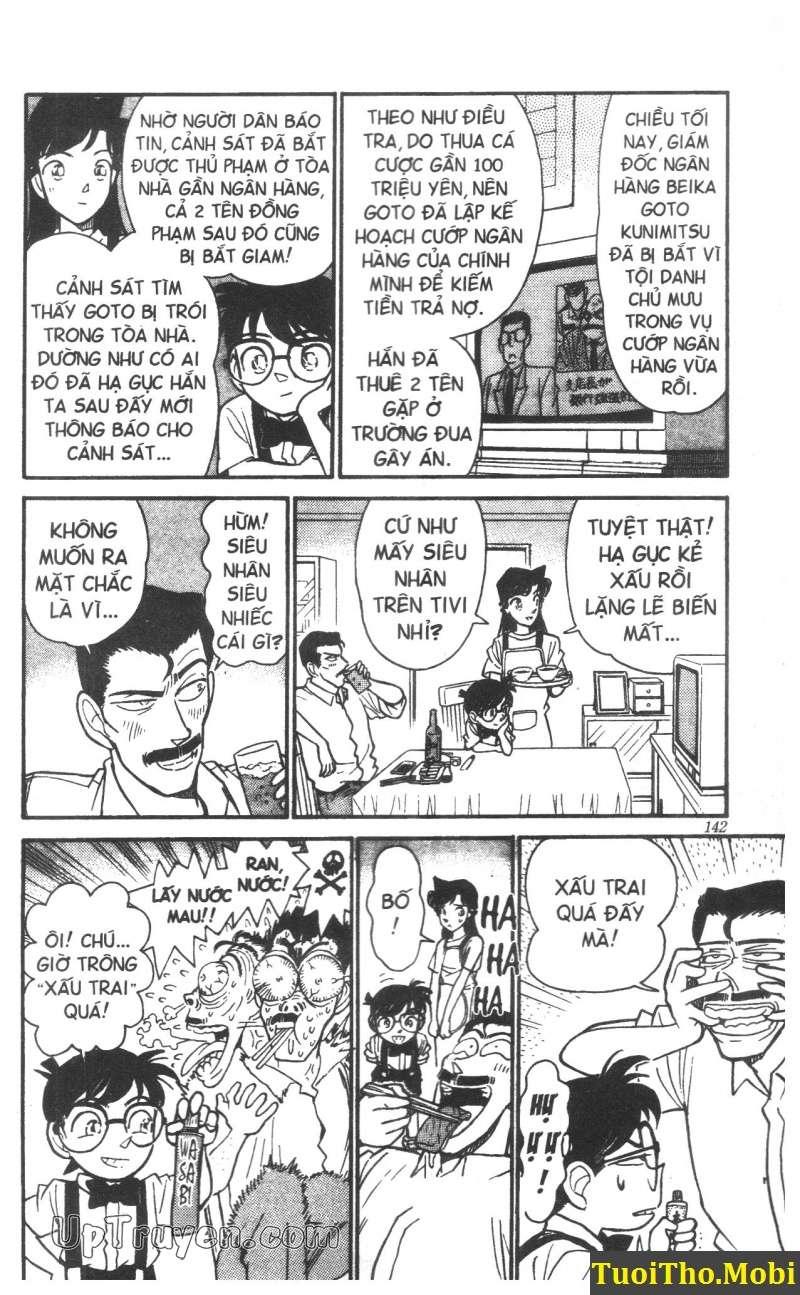đọc truyện Conan bộ đặc biệt chap 7 trang 20