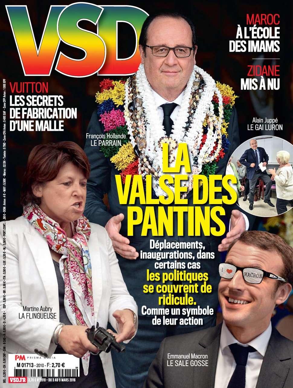 VSD 2010 - 3 au 9 Mars 2016