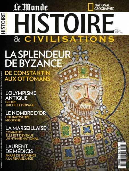 Histoire & Civilisations 19 - Juillet/Aout 2016