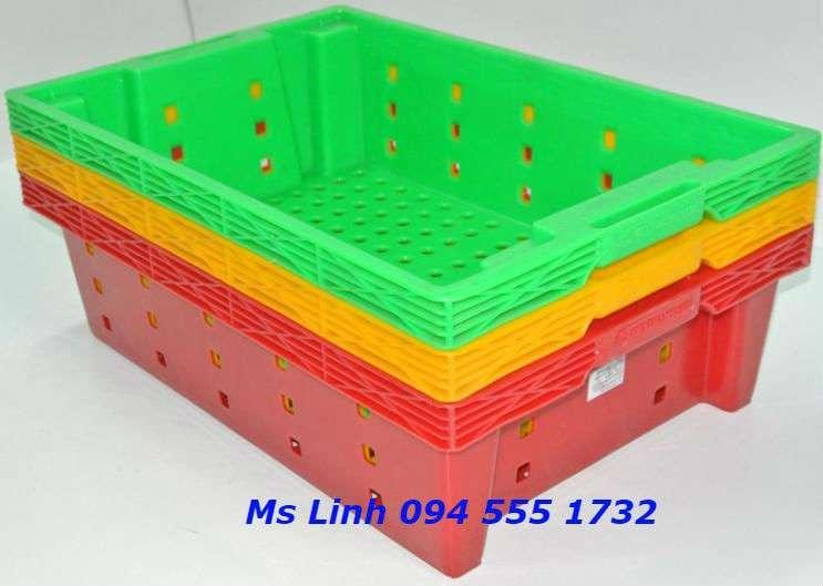 Sóng nhựa hở HS002 tiện dụng