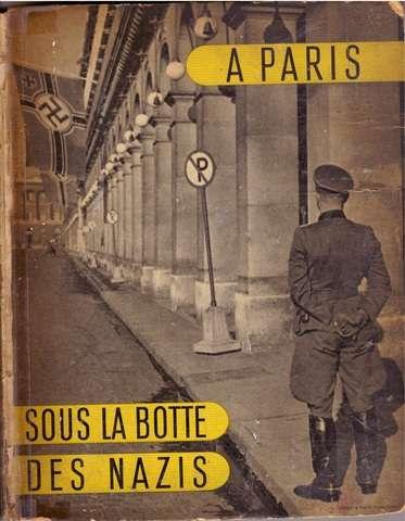 A Paris Sous La Botte Des Nazis, Eparvier, Jean