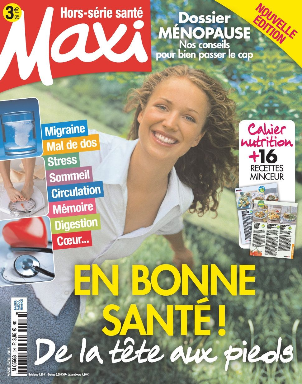Maxi Hors Série Santé 2 - Mars/Avril 2016