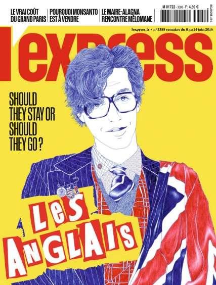 L'Express - 8 au 14 Juin 2016
