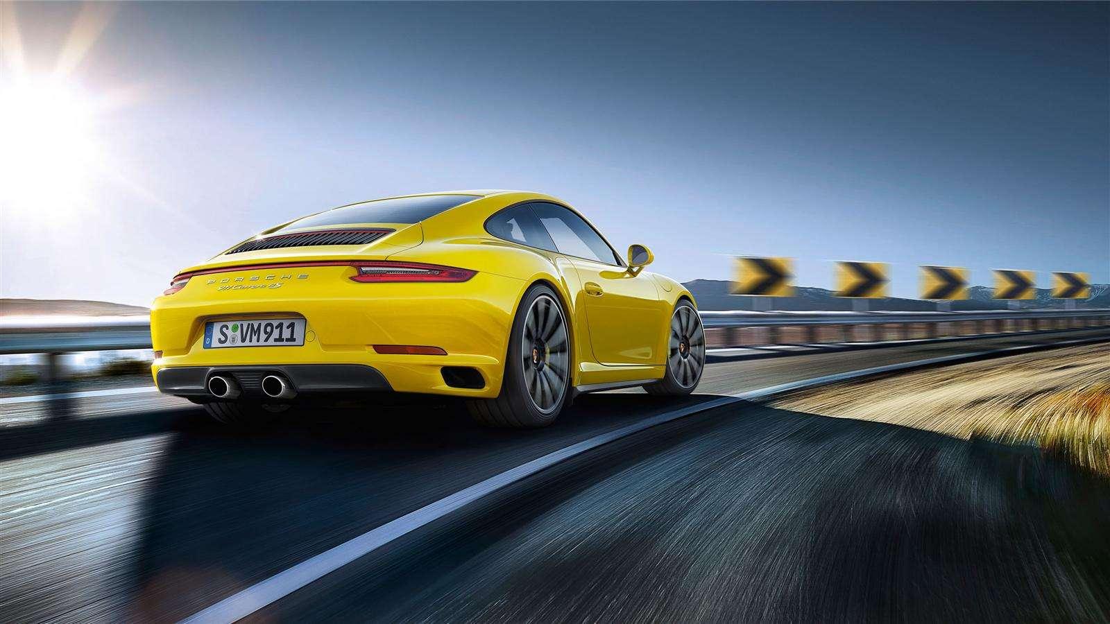 Porsche Engines