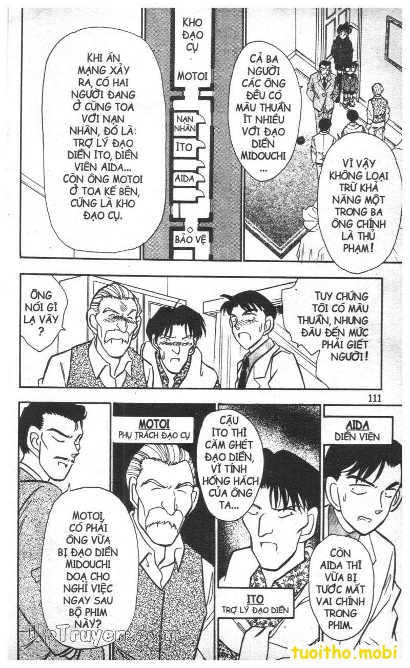 đọc truyện Conan bộ đặc biệt chap 23 trang 18