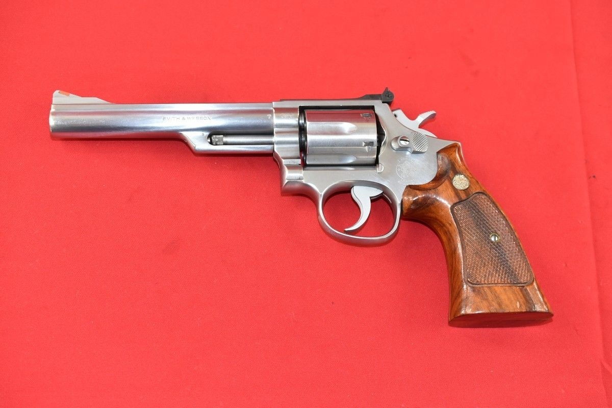SMITH WESSON 66-2
