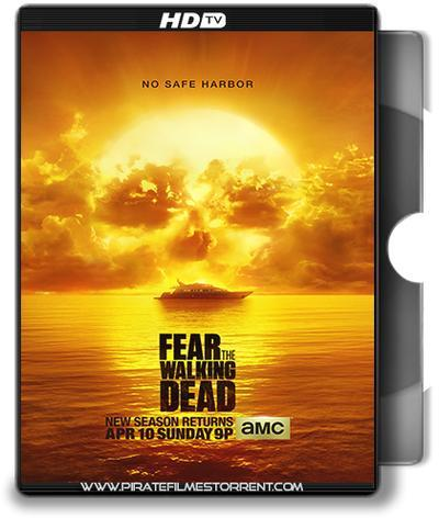 Fear The Walking Dead 2ª Temporada