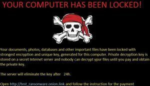 .CRYPTED文件扩展名