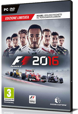 F1 2016 DOWNLOAD PC ITA (2016)