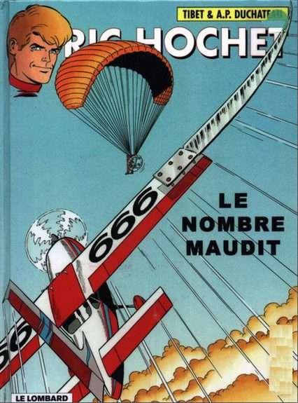 Ric Hochet - Le nombre maudit