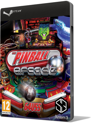 [PC] Pinball Arcade: Season 1-7 Pro Packs - Update v1.63.8 (2017) - SUB ITA