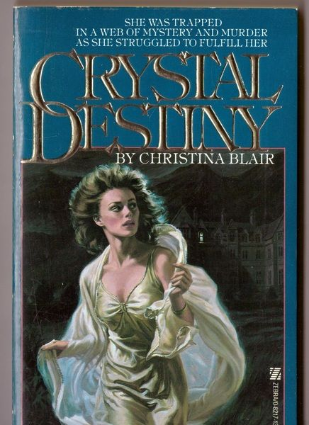 Crystal Destiny, Christina Blair