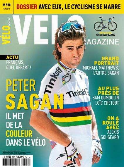 Vélo Magazine - Mars 2016