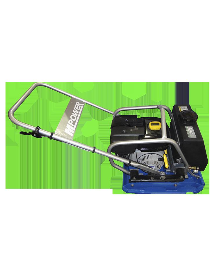Placa Vibratoria Mpower 5.5 Hp 11 Kn Impacto