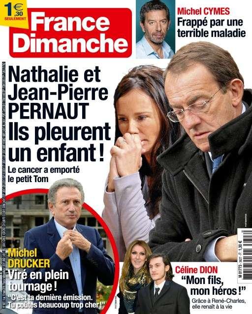 France Dimanche 3627 - 4 au 10 Mars 2016