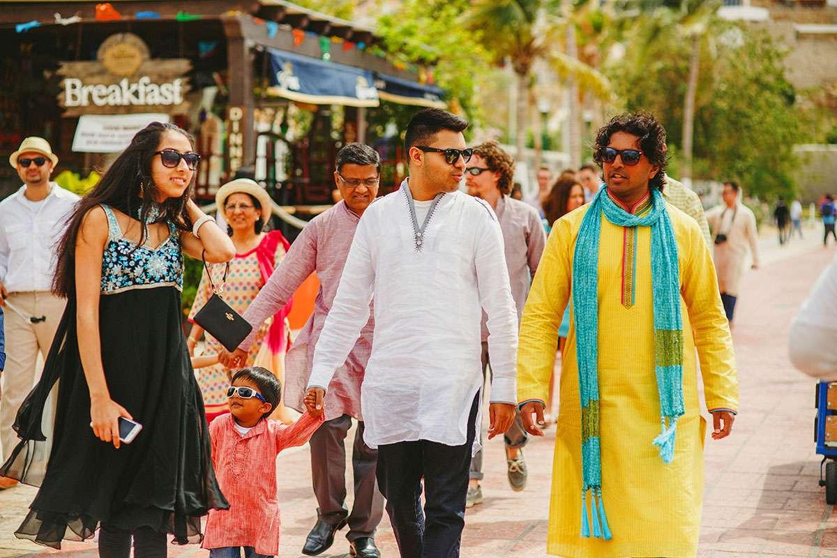 indian wedding los cabos mexico