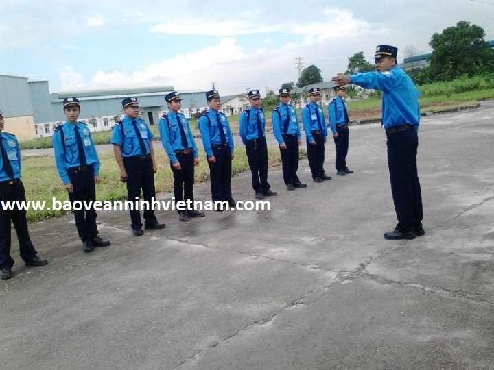 Triển khai bảo vệ Công ty Nine mode vinaco tại Hưng Yên