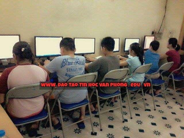 Các bạn đang tìm lớp học tin học ở Hà Nội nên biết