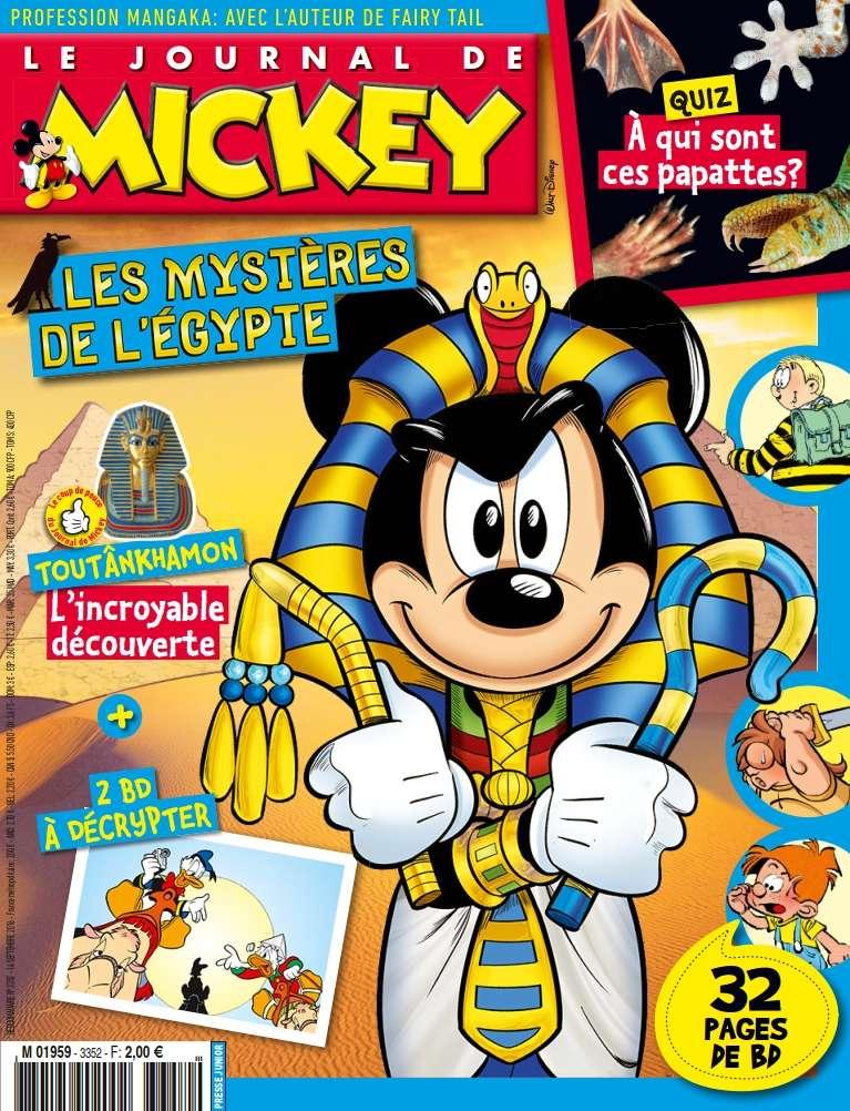 Le Journal de Mickey - 14 Septembre 2016