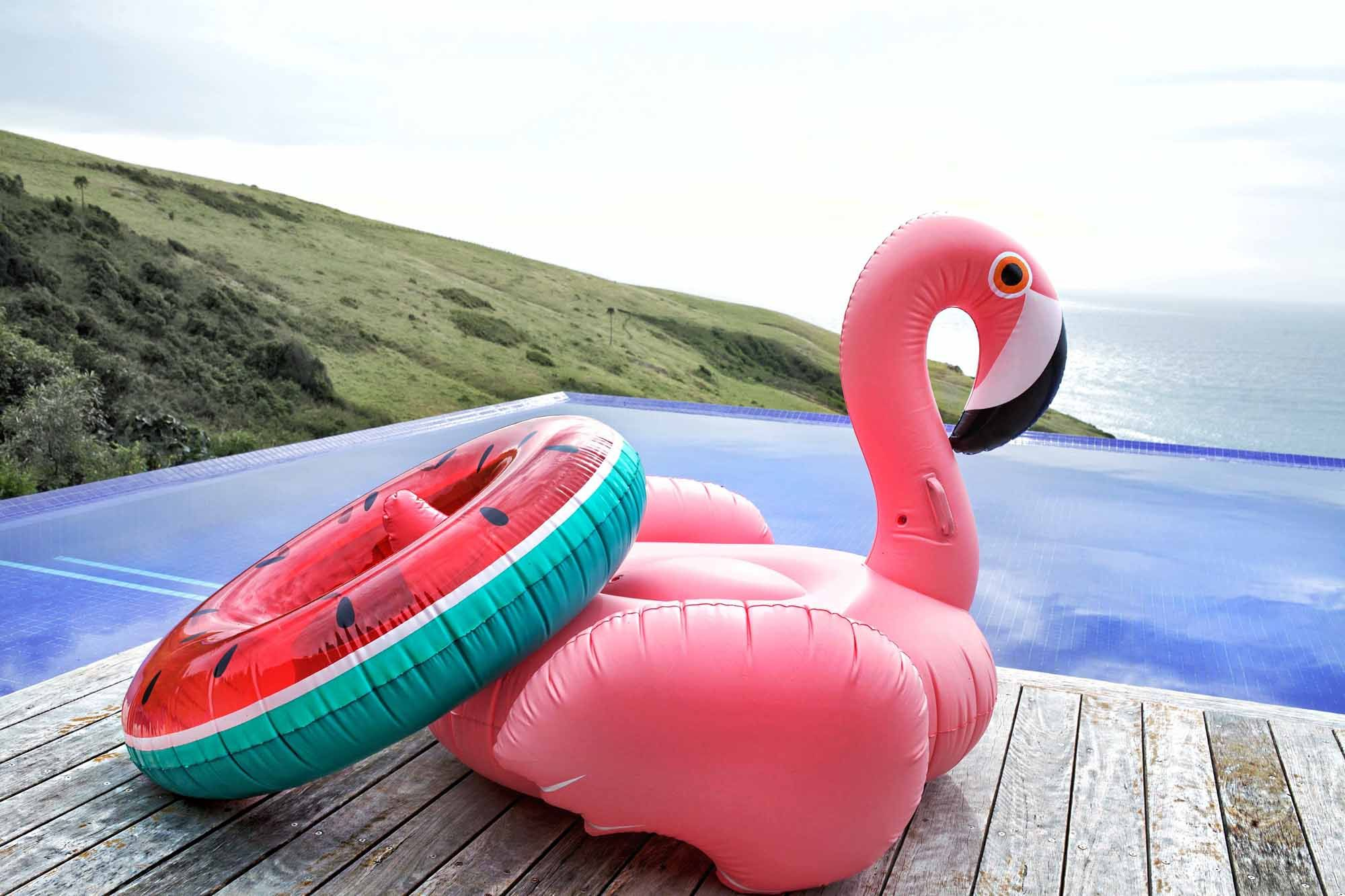 Ocean Farm Sunny Life Pool Floats