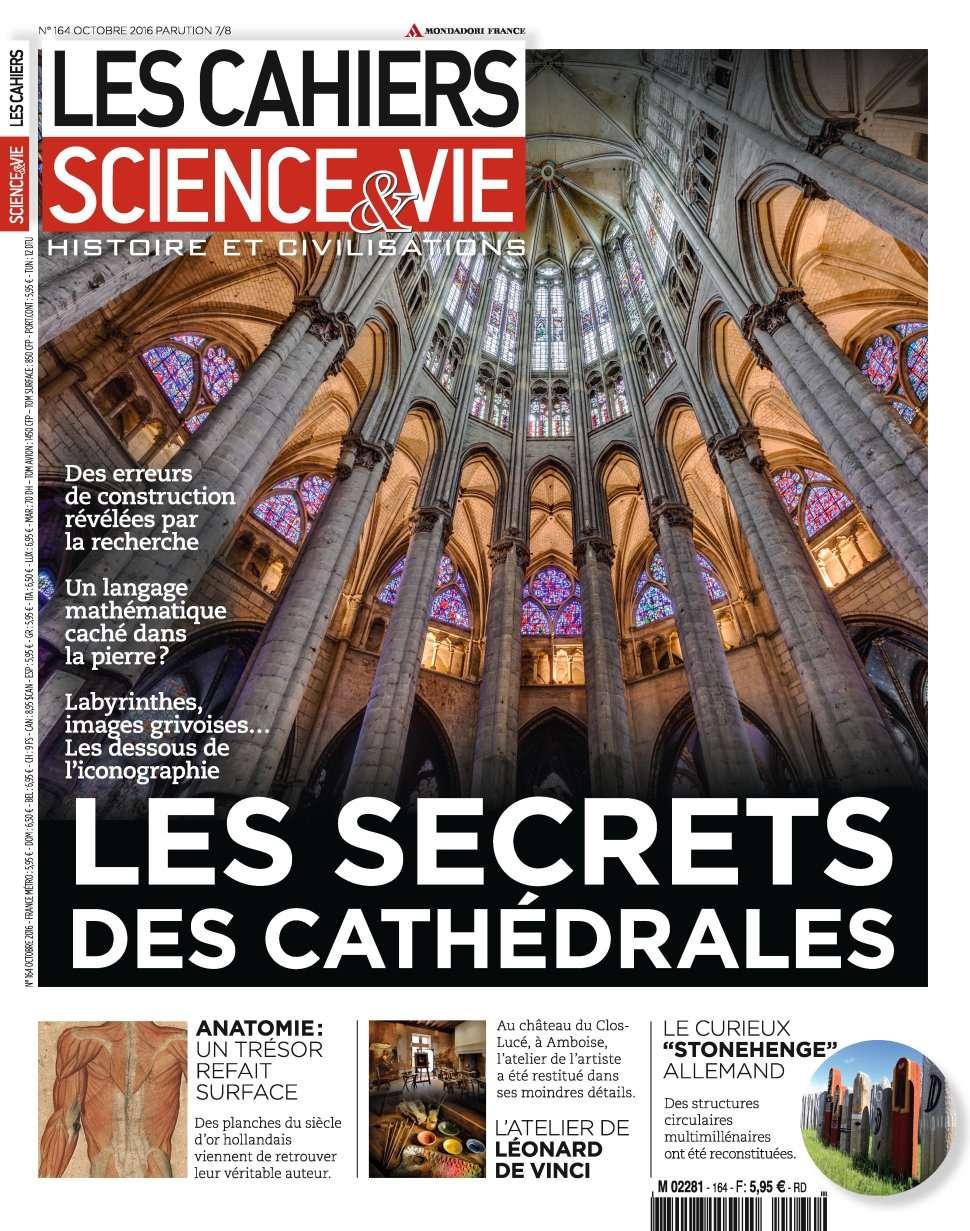 Les Cahiers de Science & Vie 164 - Octobre 2016
