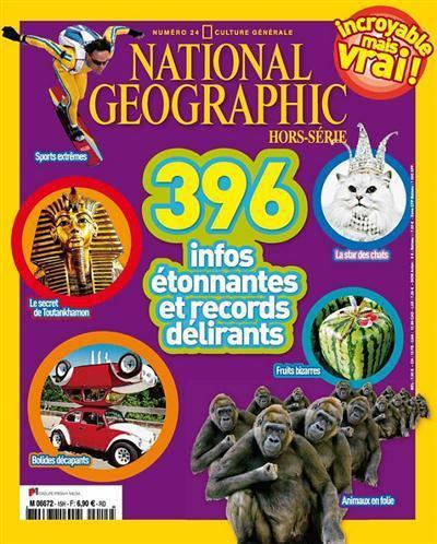National Geographic Hors Serie 24