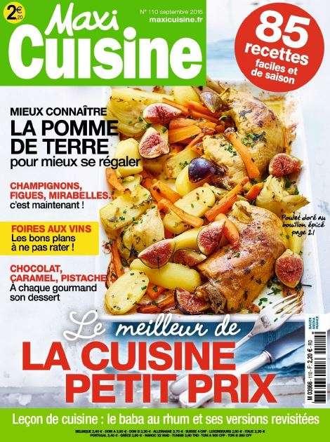 Maxi Cuisine - Septembre 2016
