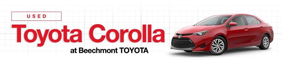 Used Toyota Corolla in Cincinnati, Ohio