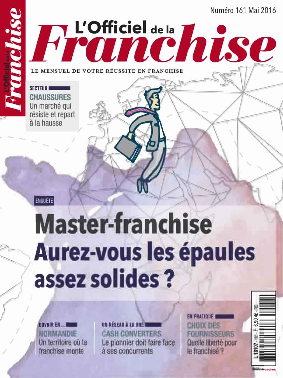 L'Officiel de la Franchise 161 - Mai 2016