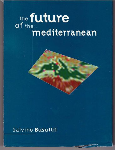 The future of the Mediterranean, Busuttil, Salvino