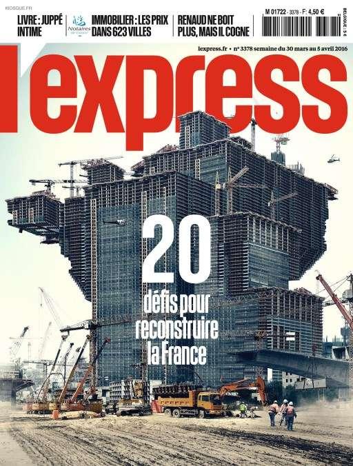L'Express 3378 - 30 Mars au 5 Avril 2016