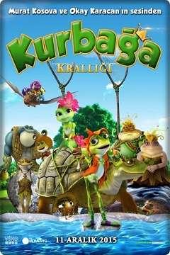 Kurbağa Krallığı – 2013 Türkçe Dublaj BRRip indir