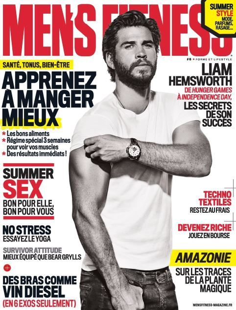Men's Fitness France - Aout 2016