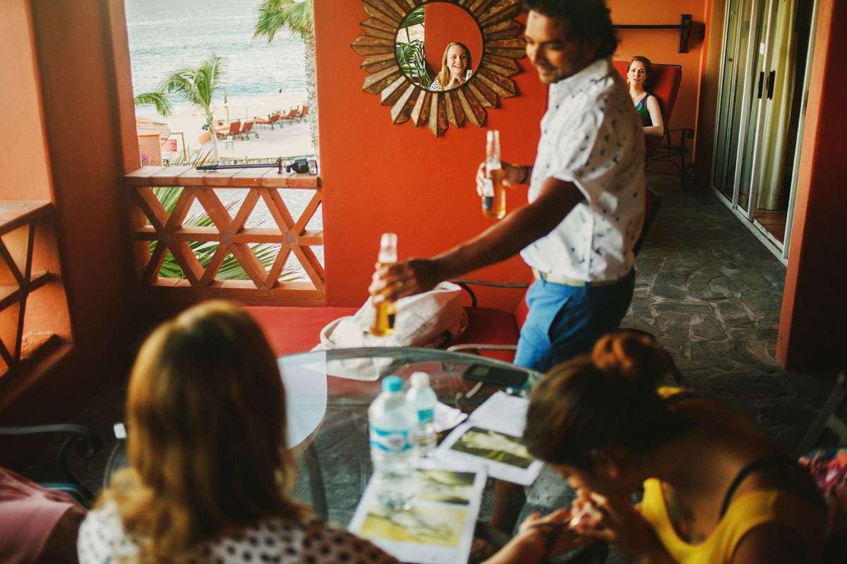 Gujarati Hindu wedding mexico