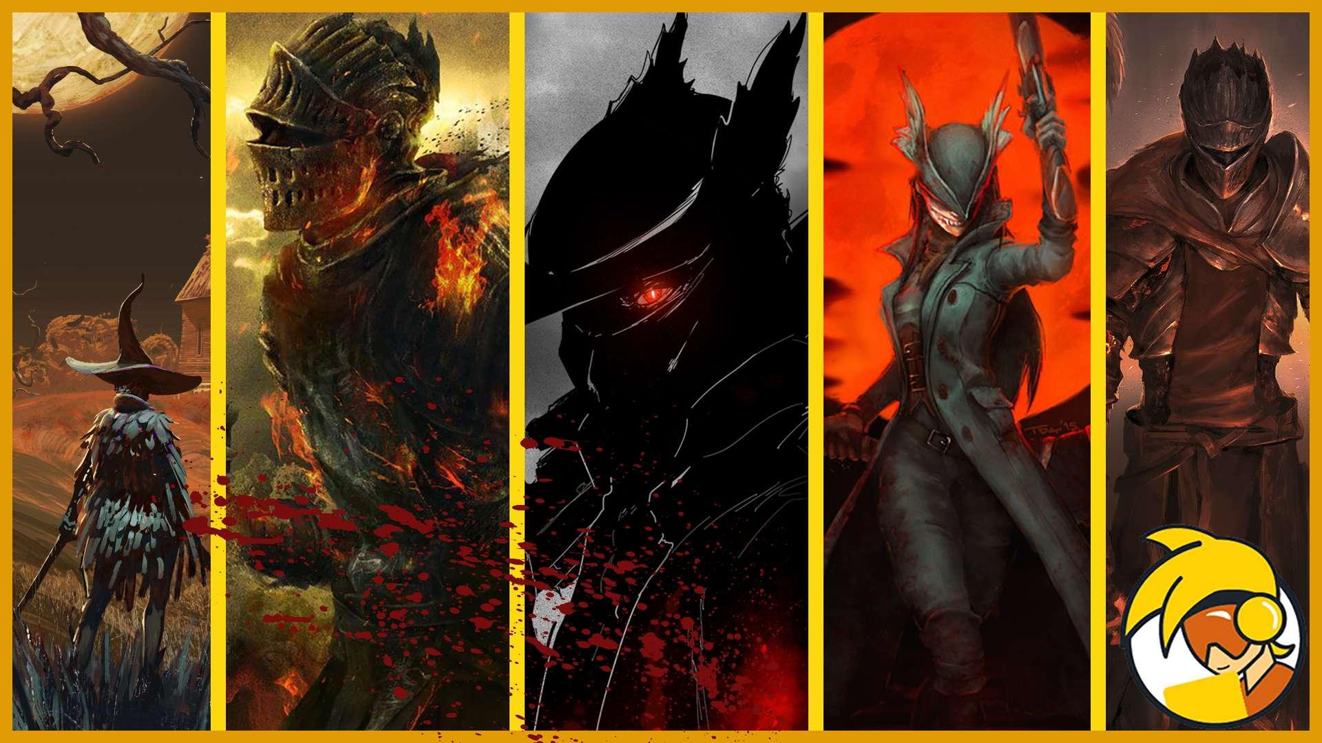 BloodBorne y Dark Souls III