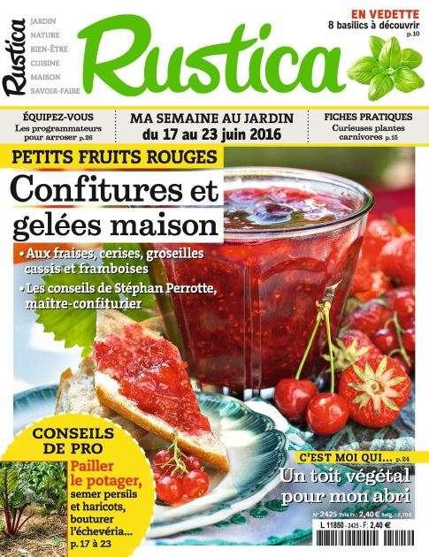 Rustica 2425 - 17 au 23 Juin 2016