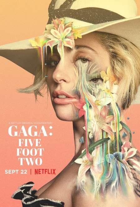 Gaga: Five Foot Two Poster