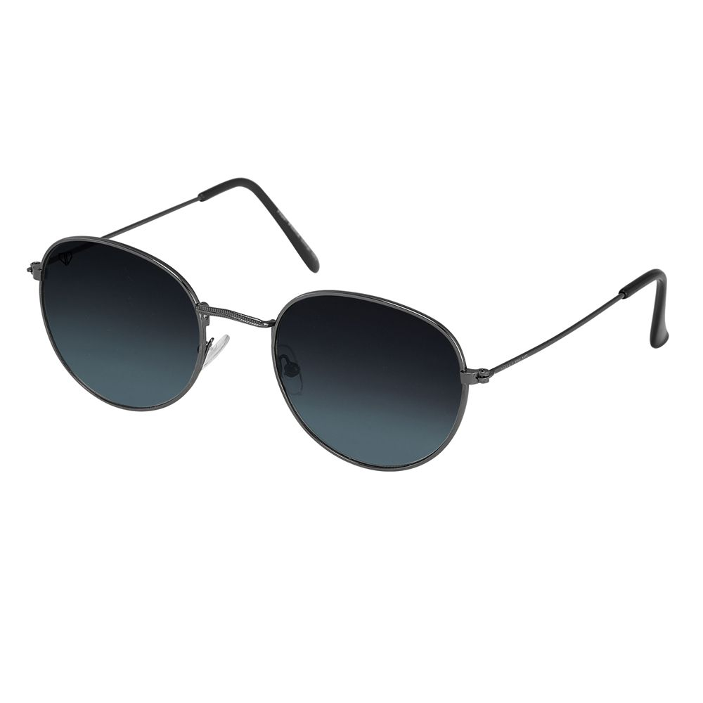 Walrus Royal Black Color Unisex Oval Sunglass- WS-RYL-020606