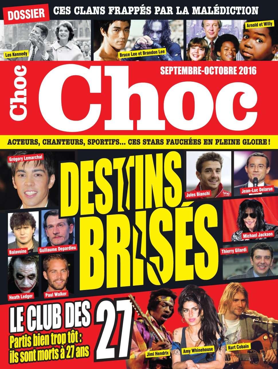 Choc 191 - Septembre/Octobre 2016