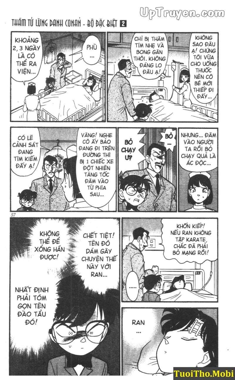 đọc truyện Conan bộ đặc biệt chap 12 trang 1