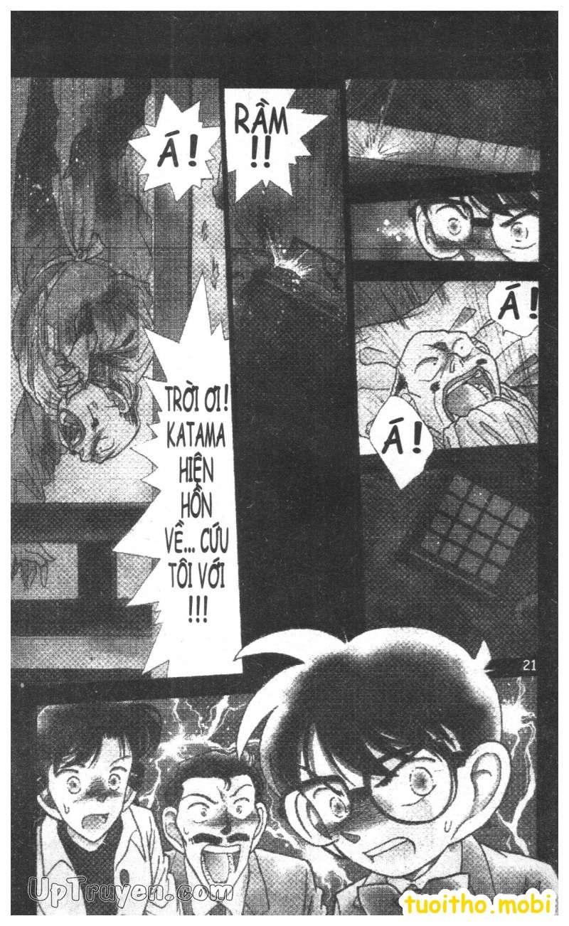 đọc truyện Conan bộ đặc biệt chap 19 trang 0