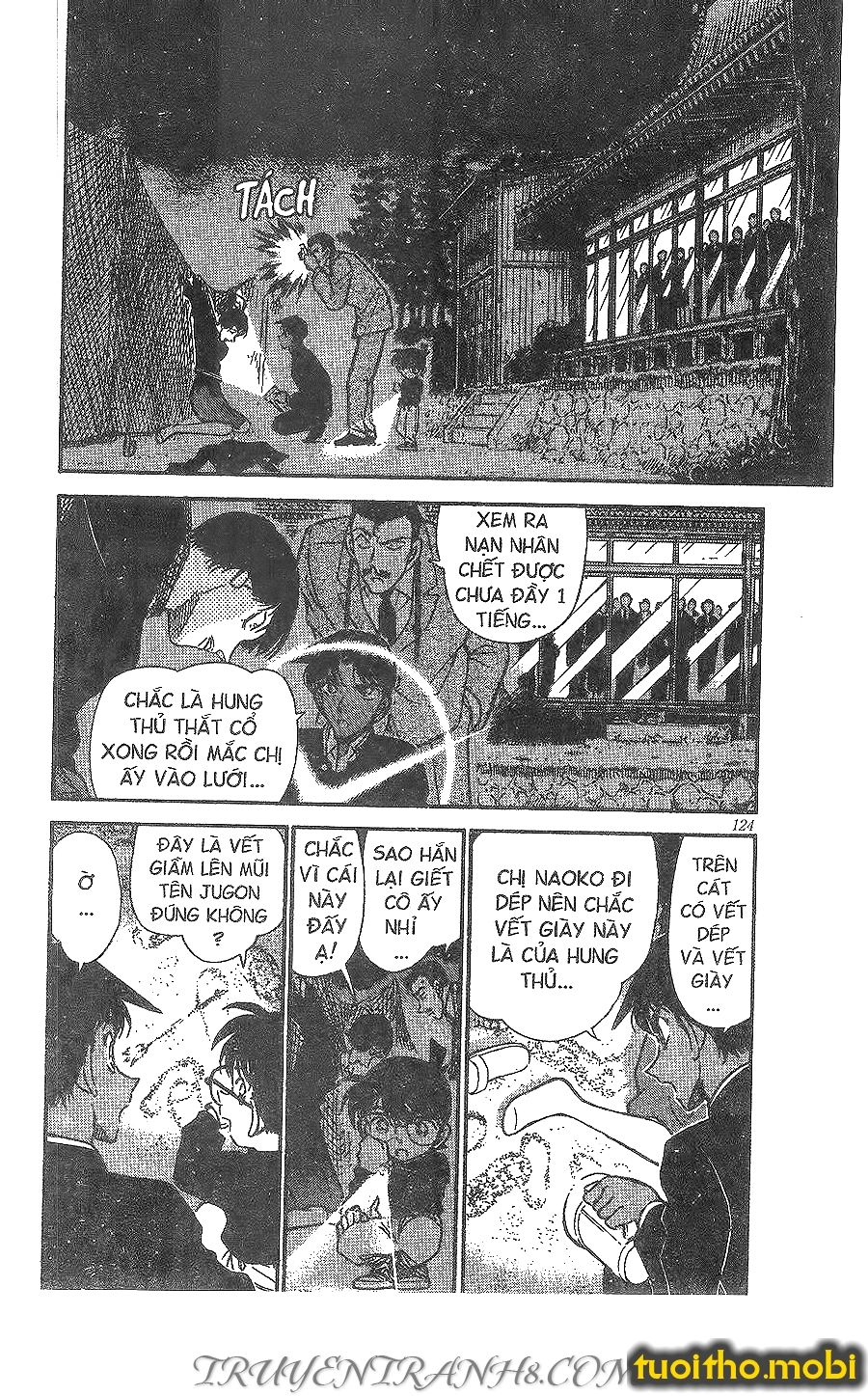 conan chương 281 trang 1