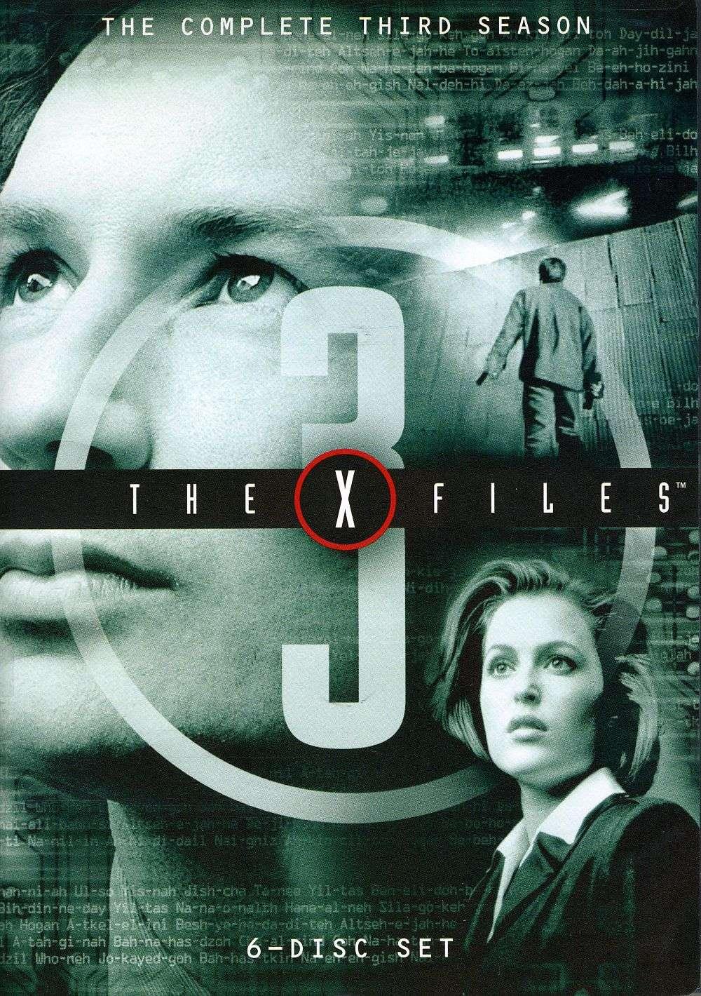 X-Files : Aux frontières du réel Saison 3 en français