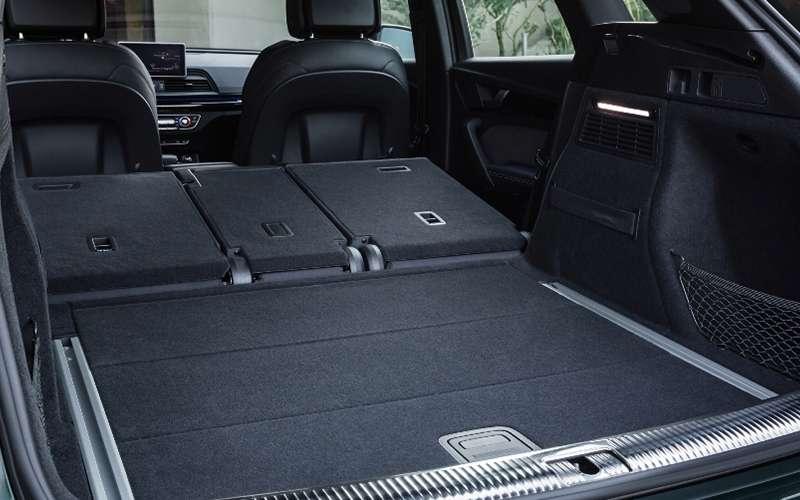 2018 Audi Q5 Cargo Capacity