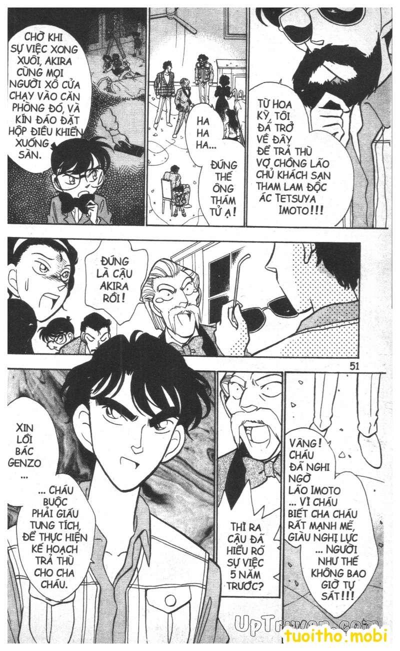 đọc truyện Conan bộ đặc biệt chap 20 trang 10