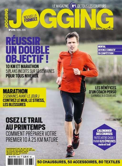Jogging International 378 - Avril 2016