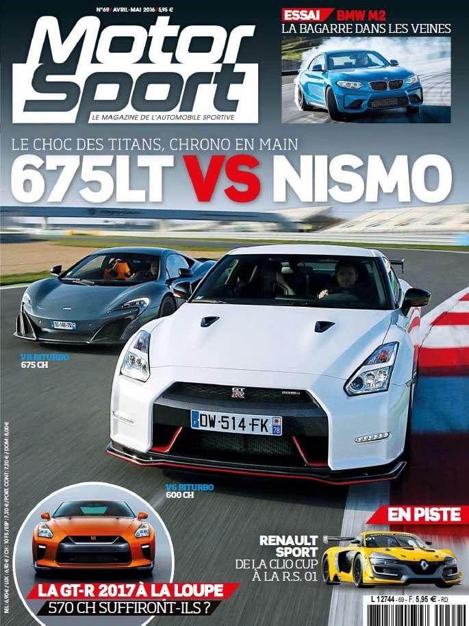 Motor Sport 69 - Avril-Mai 2016