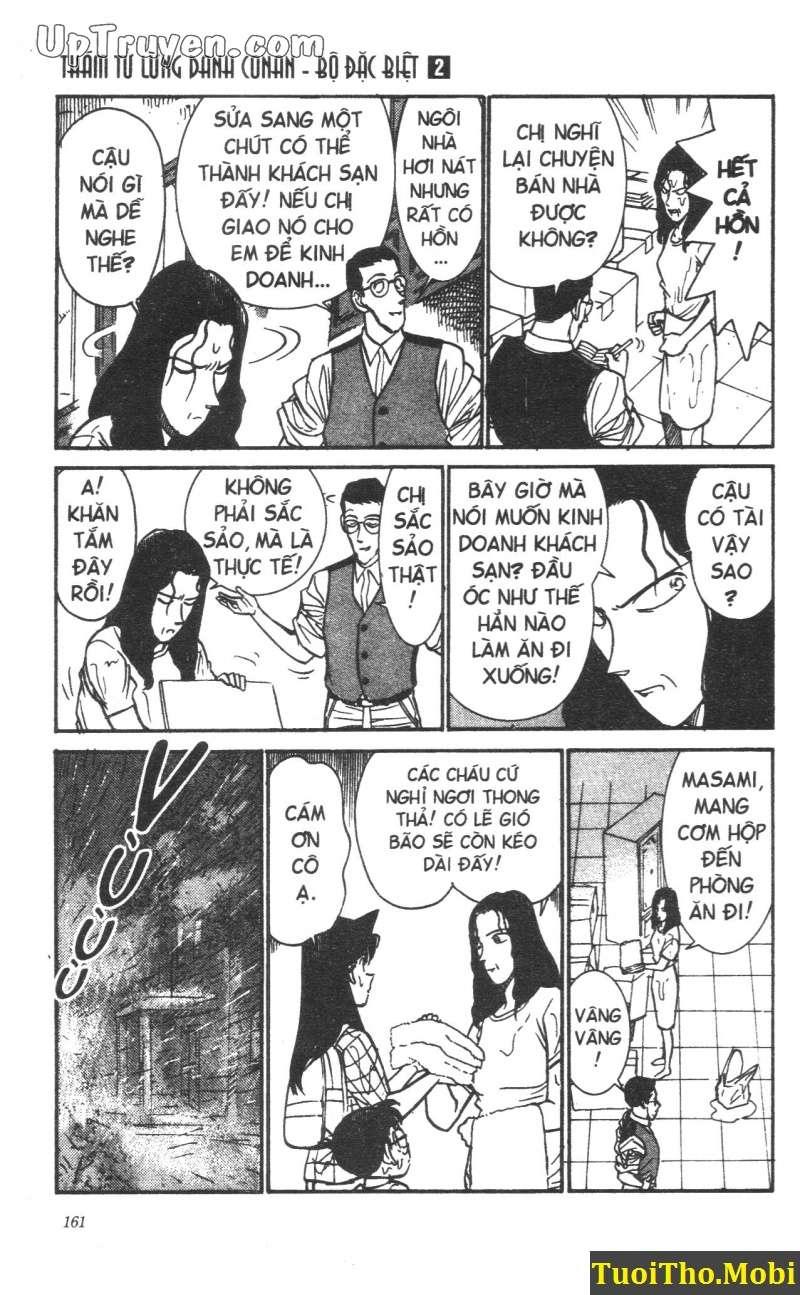 đọc truyện Conan bộ đặc biệt chap 17 trang 6