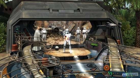 [PS3] Star Wars Pinball: Rogue One (2017) - SUB ITA